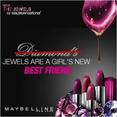 Maybelline Jewels Collection India