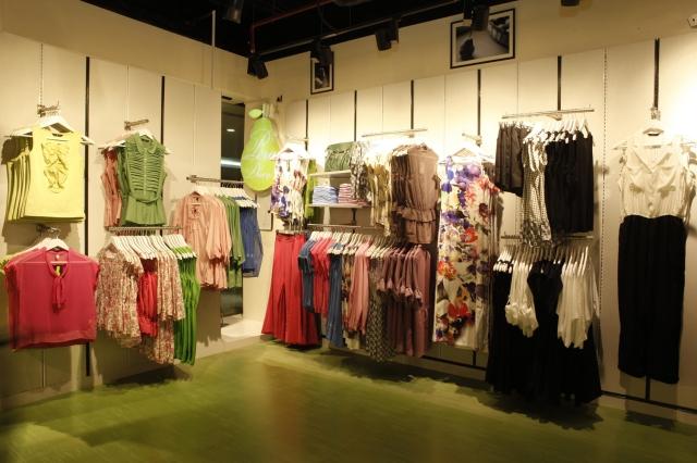 Pera Doce store at Ambience Mall, Vasant Kunj