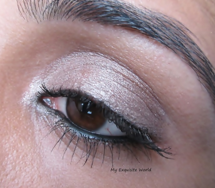 Neutral Eye Shadow My Exquisite World