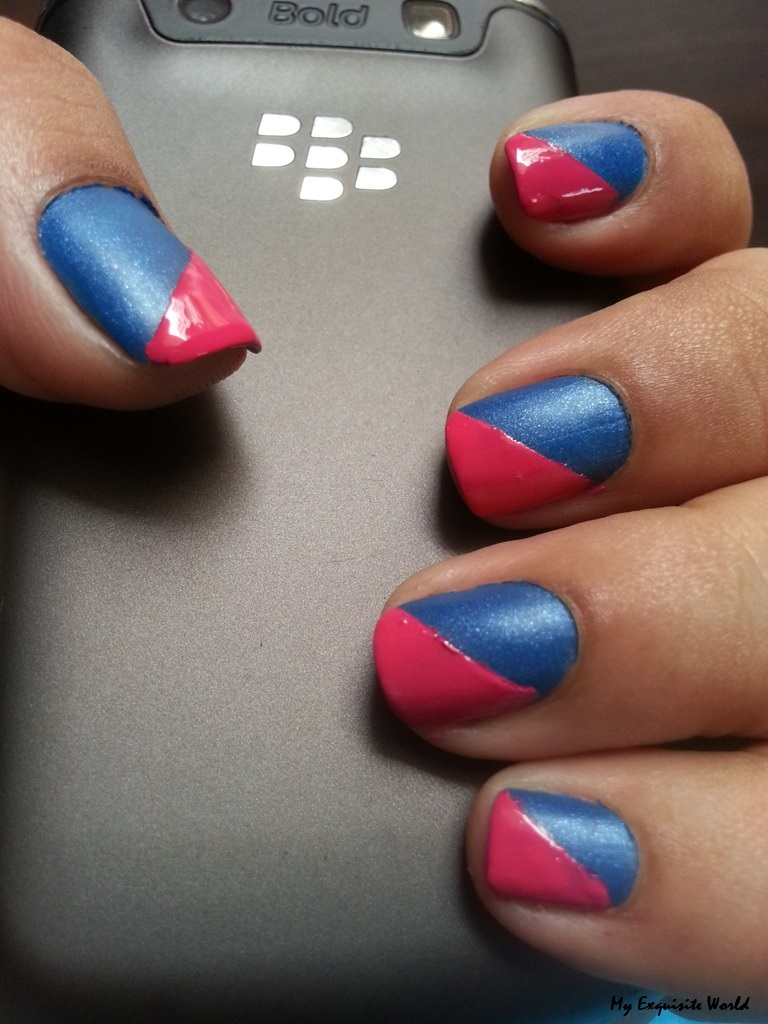 Maybelline Color Show Nail Paint Nail Art