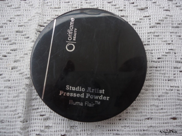 Oriflame Studio Artist Pressed Powder