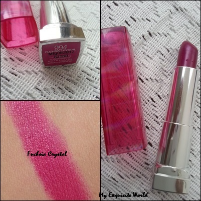 Maybelline Jewel Lipstick