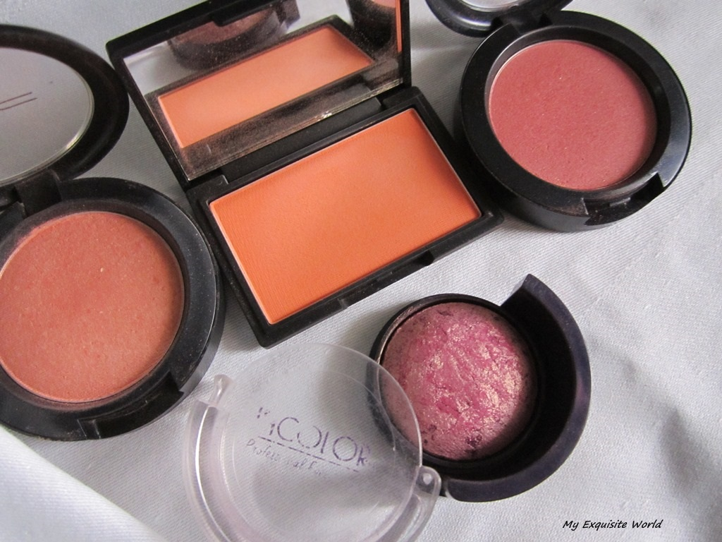 So I Have Mac Blush Style Sleek Life S A Peach Sheertone Peachykeen And In Color Baked