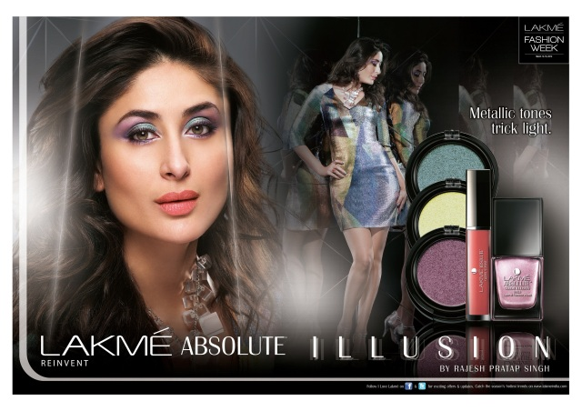 lakme Absolute Illusion_Day KV