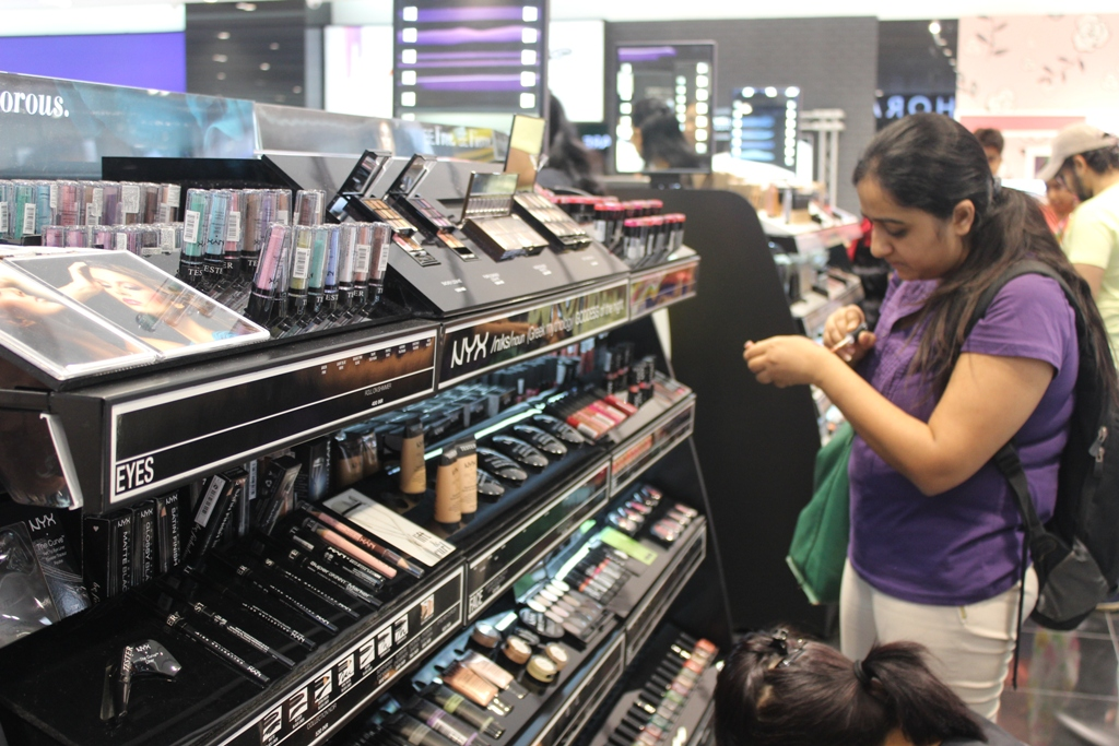 Sephora Opens Up at Ambience Mall,Gurgaon | My Exquisite World