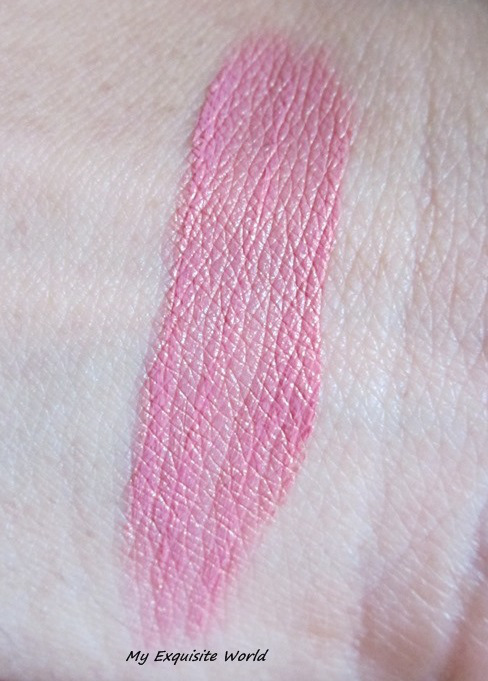 vov lip cream 06 swatch