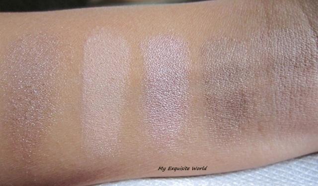 Covergirl-sephora-prestige-max factor-oriflame-topaz brown
