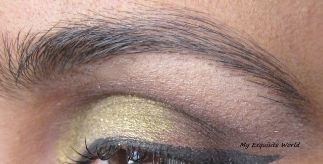 used on the brow bone a s amate highlight